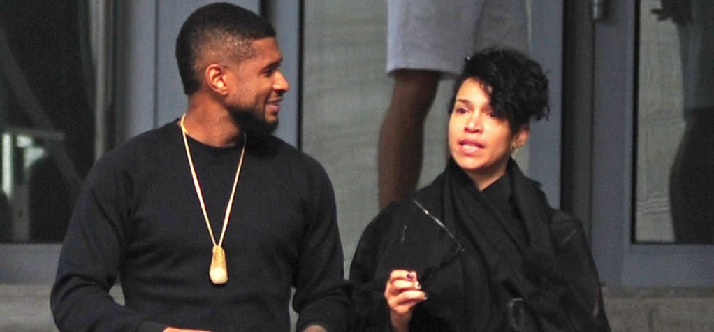 Usher's Wife, Grace Miguel