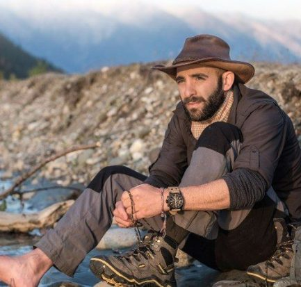 Coyote Peterson is known for Breaking Trail: Bio, Age, YouTube, Net Worth, Wife
