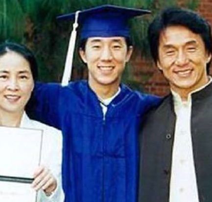 Wife Of Jackie Chan, Lin Feng Jiao; Know About Her Early Life, Marriage, Children