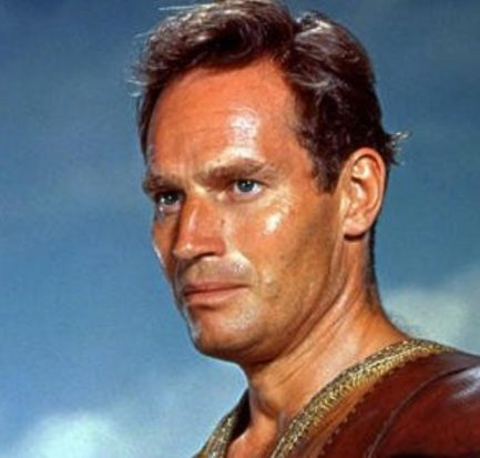 Larger than life! The splendid and majestic performances of the versatile actor Charlton Heston!