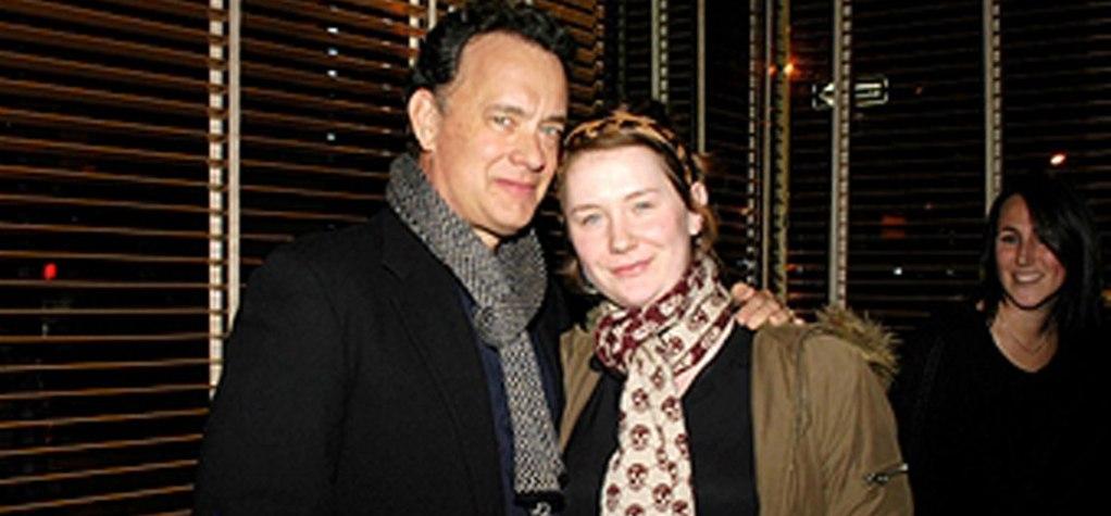 Elizabeth Ann Hanks and Tom Hanks