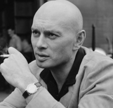 Bald-headed Russian-American actor Yul Brynner's fame due to his regal roles and career and his multiple relationships and marriages!