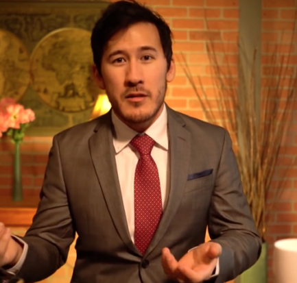 Career as a Youtuber. Meet and know Markiplier, named the top gaming influencer in the world by Forbes.