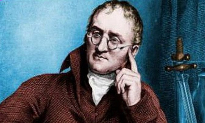 Renowned chemist, scientist, and meteorologist John Dalton and his diverse career and modest lifestyle!