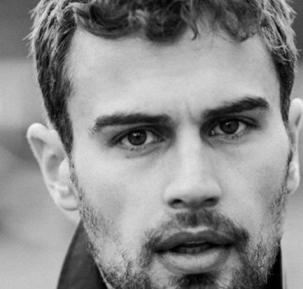 Theo James who is known for his role on Bedlam, Golden Boy, etc. seems to be more focused on his career!