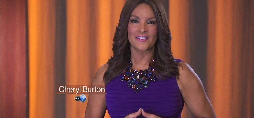 Cheryl Burton