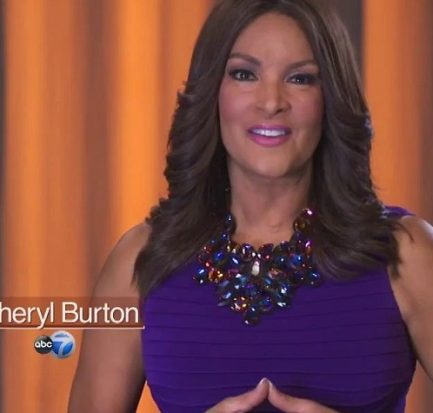 How old she is Cheryl Burton? Bio, Career, Net Worth, Husband, Education, Instagram