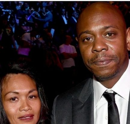 Dreams of being Chef turns down tohousewife and homemaker, Wife of Comedian Dave Chappelle, Elaine Chappelle is great blessing for him!