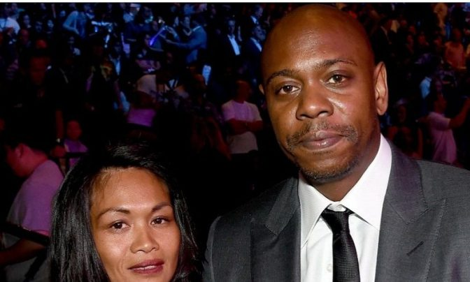 Dreams of being Chef turns down to housewife and homemaker, Wife of Comedian Dave Chappelle, Elaine Chappelle is great blessing for him!