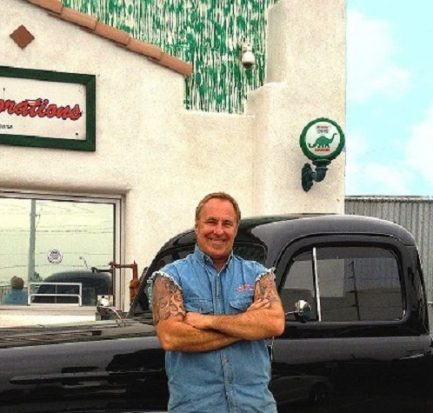 """Morning shows the day"" Rick Dale An expert restorer and American Restoration started doing his job at a young age getting inspired by his father!"