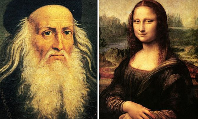 Italian painter Leonardo da Vinci and his masterpieces in painting! Know also about his various other talents and personal life!