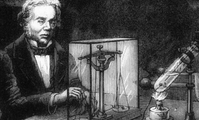 A biographical sketch of scientist Michael Faraday and his work on electrochemistry and electromagnetism! Find about his love life!
