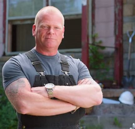 Mike Holmes Childhood, Parents, Sister, Business, Net Worth