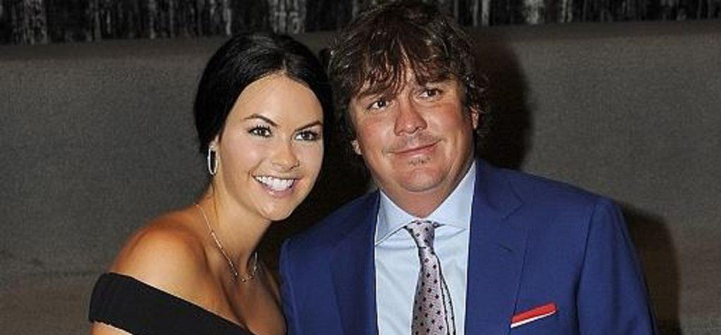 Amanda Boyd and her husband Jason Dufner