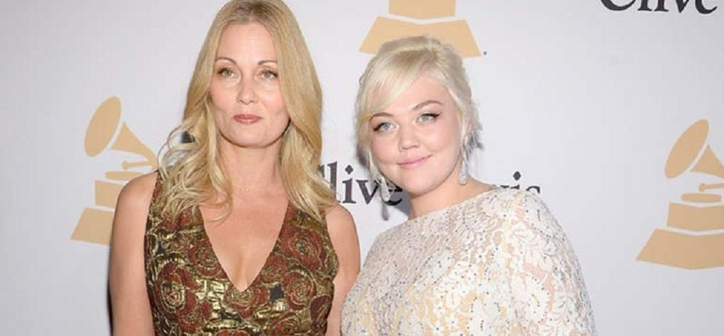 London King on left with daughter Elle King