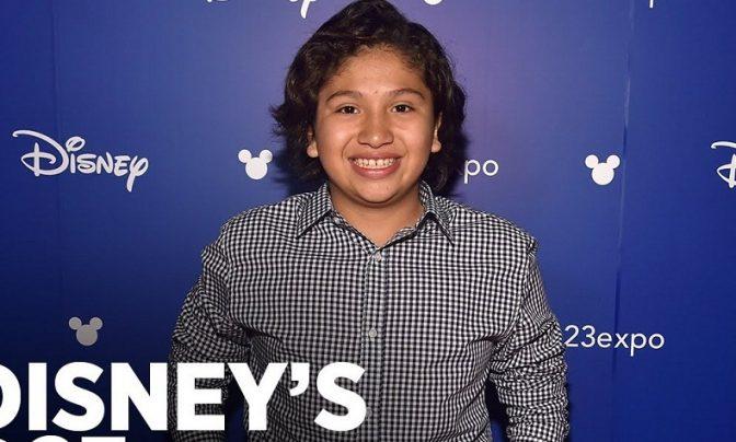 Anthony Gonzalez bio, family, Mexican, Coco, Pixar film, singing