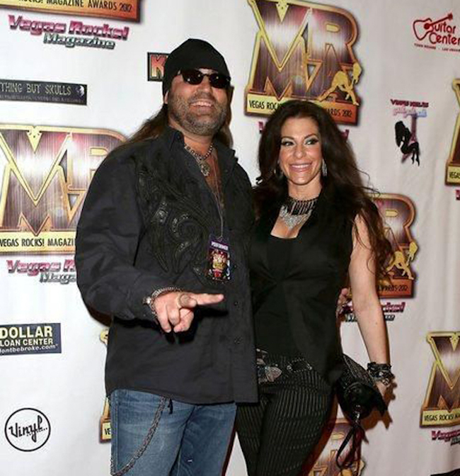 Danny Koker and wife Korie