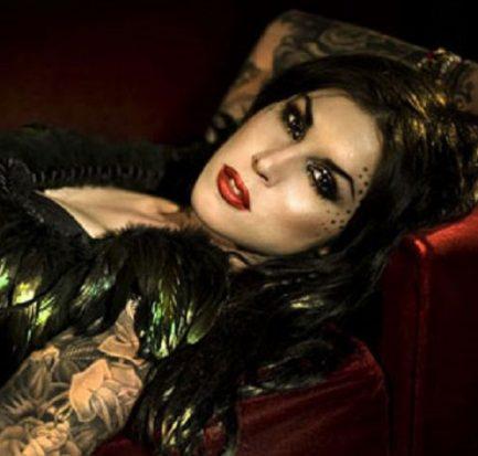 Kat Von D husband, Tattoo, Wiki, Body Measurement