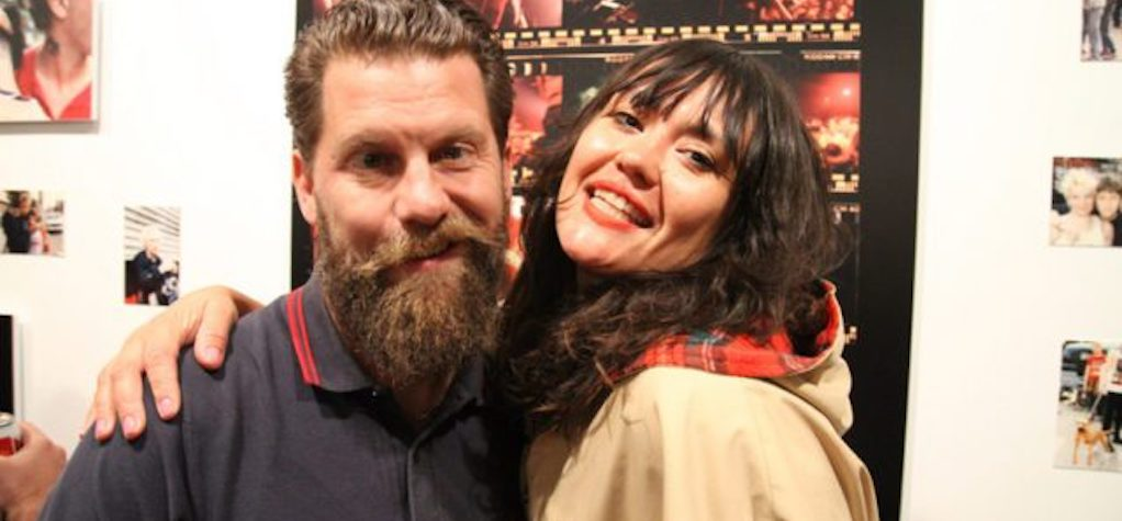 Emily Jendrisak and husband