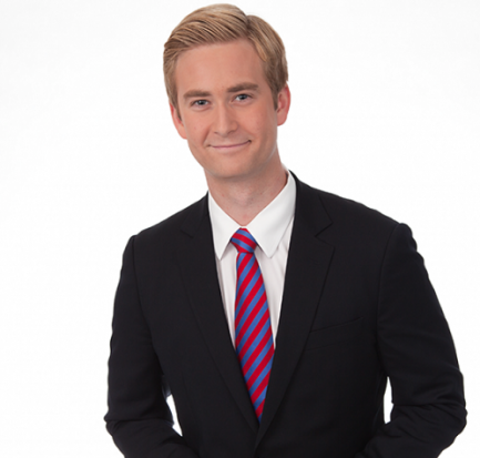 Peter Doocy age, career, father, net worth, relationship, sisters
