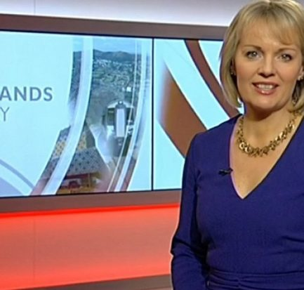 Mary Rhodes: Age, Bio, Career, BBC Midlands Today, BBC News 24, Husband, Children