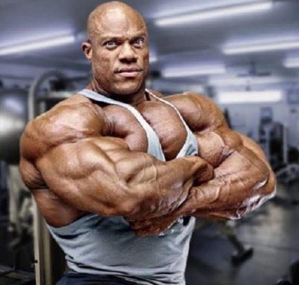 Phil Heath ( American Bodybuilder) Bio, Age, Wiki, Career, Net Worth, Instagram, Height