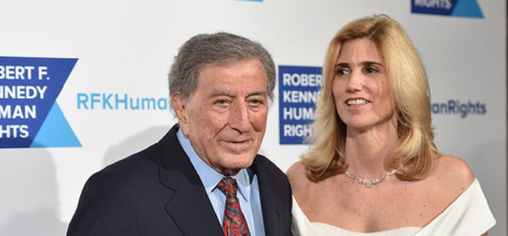 Susan Crow and her husband Tony