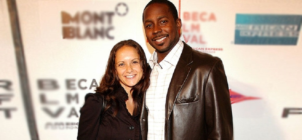 Rebkah Howard with her husband