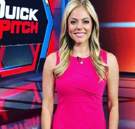Meet American Sportscaster and Reporter: Bio, Age, Wiki, Career, Net Worth, MLB Network