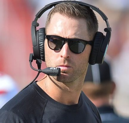 Kliff Kingsbury Girlfriend, Wife, Age, Salary, Social Media Profile
