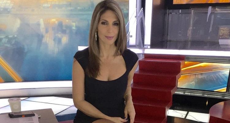 Nicole Petallides body measurement