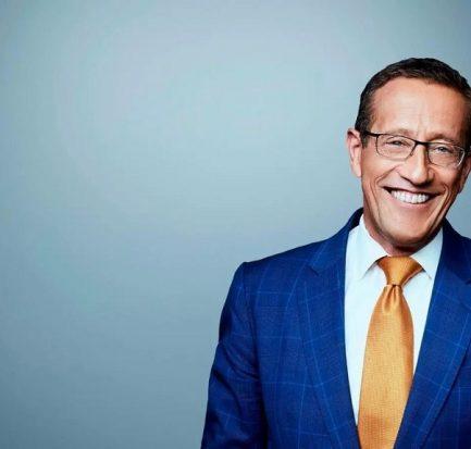 Richard Austin Quest Birthday, CNN, Quest Show, Gay