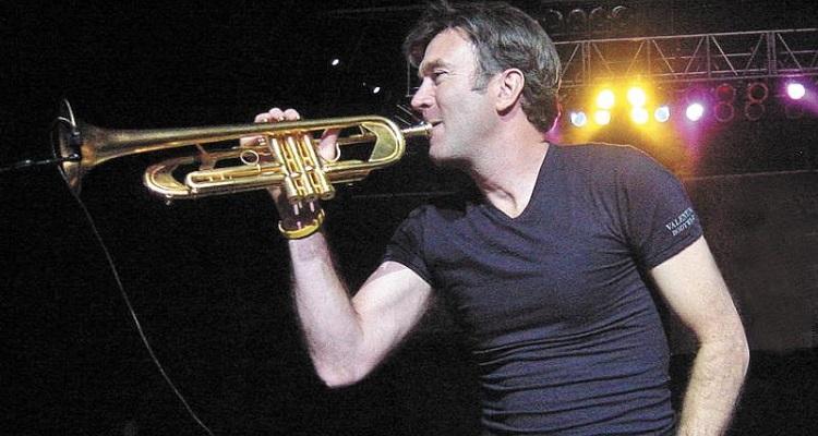 Rick Braun at tour