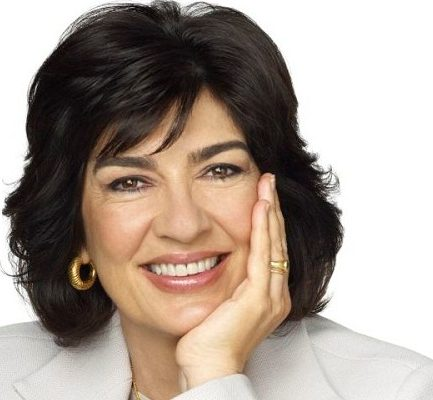 Christiane Amanpour Journalist, Wiki, Family, Relationship, Net Worth, Height