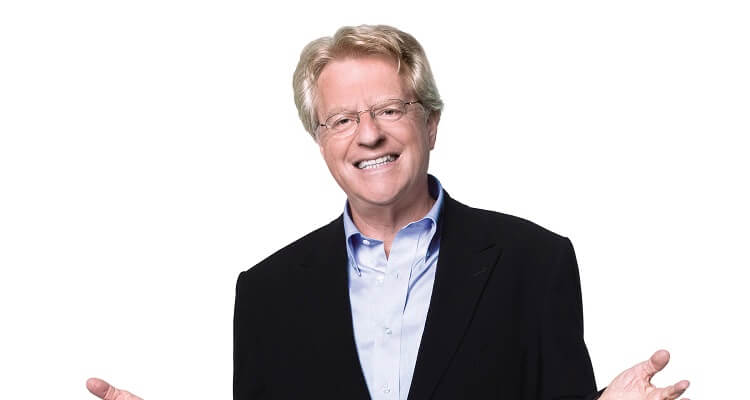 How old is Jerry Springer? Bio, Wiki, Age, Career, Net Worth, Wife, Kids, Twitter