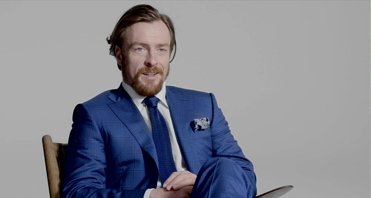 Toby Stephens Wife, Movies, Net Worth, height