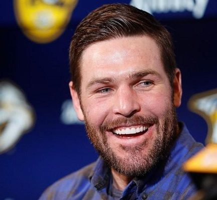 Mike Fisher Age, Bio, NHL, Salary, Net Worth, Wife, Height, Twitter