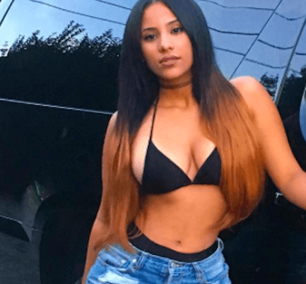 Cyn Santana Age, Wiki, Model, Net Worth, Relationship, Height, Instagram