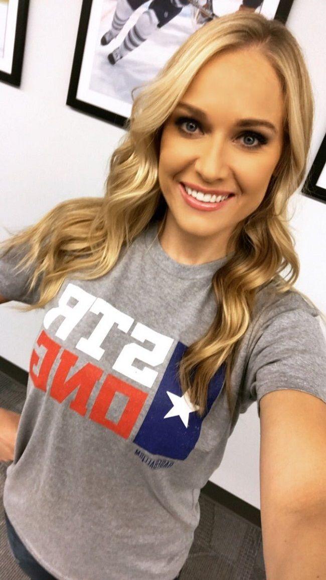 Heidi-Watney-taking-selfie