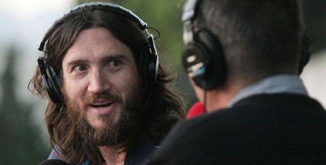 Girlfriend john frusciante John Frusciante's