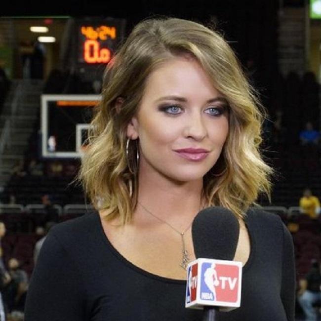 Kristen Ledlow on reporting