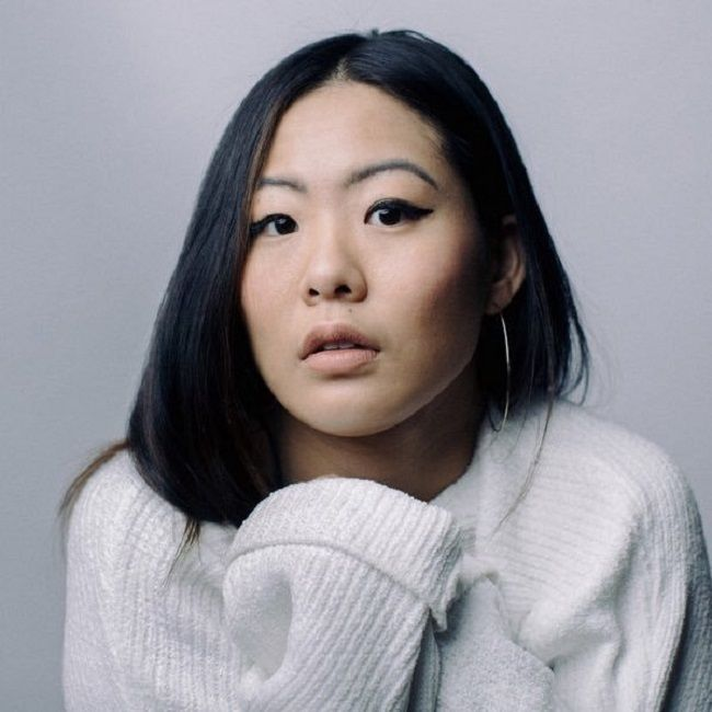 Nicole-Kang-on-white-dresss