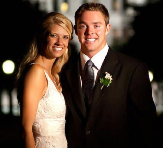 Colt-McCoy-wife-Rachel-McCoy-wedding