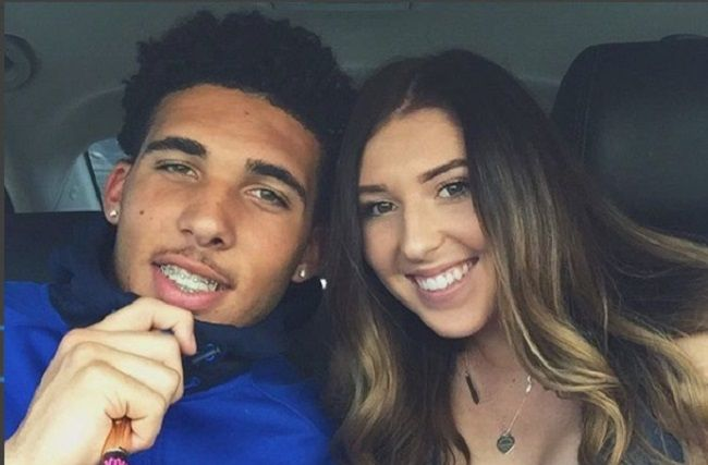 LiAngelo and Isabella Morris