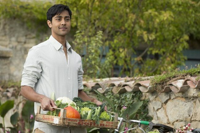 Manish in the Hundred Foot Journey