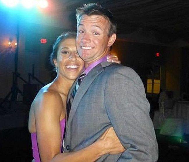 Carli and Brian old pic
