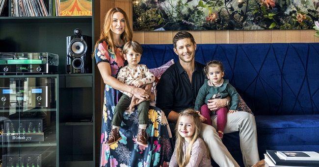 Jensen's family