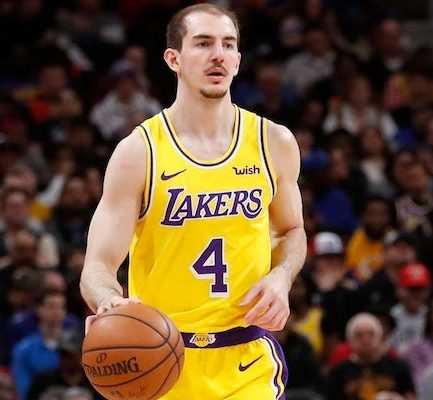 Alex Caruso ( Professional Basketball Player) Bio, Wiki, Career, Net Worth, College, Height, Contract