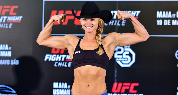 Andrea Lee ( American Kickboxer) Bio, Wiki, Age, Career, Net Worth, Instagram, UFC, MMA