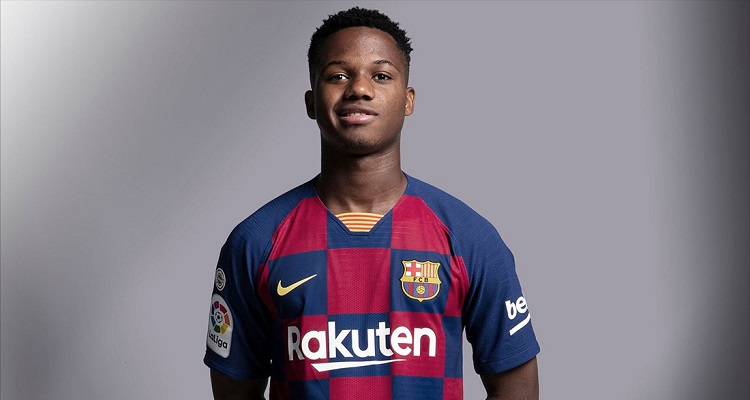 Ansu Fati ( Professional Football Player) Bio, Wiki, Career, Net Worth, Height, Salary, Jersey